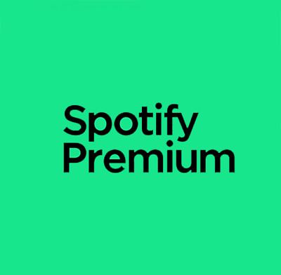 Spotify Premium LIFETIME ACCOUNT 1 YEAR WARRANTY WORLDWIDE
