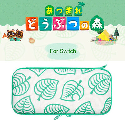 For Nintendo Switch/Switch Lite Carry Case Animal Crossing Travel Protective Bag