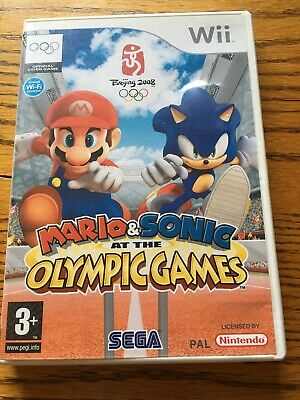 Mario & Sonic At the Olympic Games On Nintendo Wii