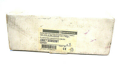 New Telemecanique Abe7-S08S2B1 Ss Relay Base Module Abe7S08S2B1
