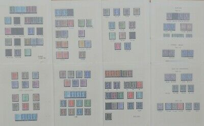 GB 1971-88 + Regional Issue Collection MNH Stamps X100 + Machin definitives -