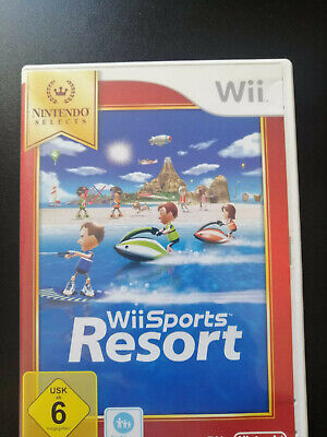 Wii Sports Resort (Wii, 2009) Nintendo Selects Edition