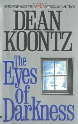 The Eyes of Darkness By Dean Koontz 1981 The New York Times BestSellig Author
