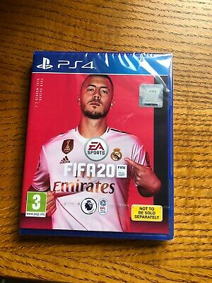 PS4 FIFA 20 game Playstation 4 Brand New Sealed