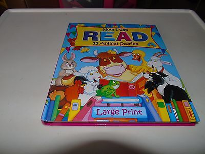 Now I Can Read - 15 Animal Stories children's book
