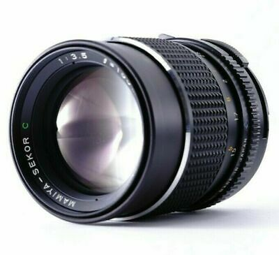 Near MINT Mamiya Sekor C 150mm f/3.5 N MF Lens for M645 1000s from JAPAN