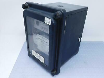 GE DS-63 700X63G897 Watthour Meter 3 PH 120 V 3 W T121247