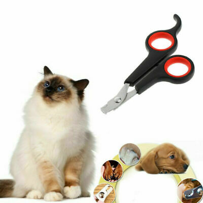 Pet Nail Clippers Dog Cat Rabbit Bird Guinea Pig Easy Claw Trimmers Scissors