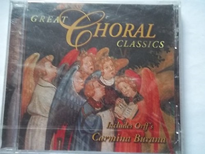 Various Artists - Great Choral Classics (CD) (1998)