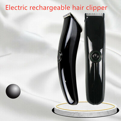 Men's Boy's Household USB Rechargeable Electric Hair Clippers Haircutting Kits