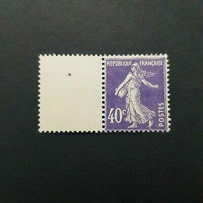 France Timbre Type Semeuse N°236 Neuf ** Luxe Mnh Cote 4.30€