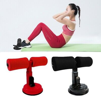 Self-Suction Workout Strength Training Sit up Assist Bar Stand Home Gym Exercise