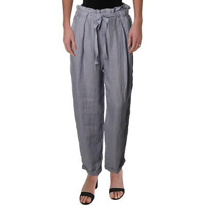 Free People Womens Only Over You Purple Cuffed Trouser Pants XS BHFO 0280