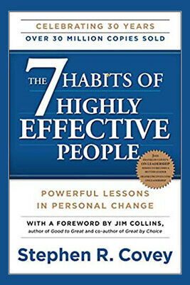 The 7 Habits of Highly Effective People by Stephen R. Covey [PÐF]