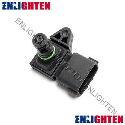 KARPAL Manifold Absolute Pressure MAP Sensor 53034091AB Compatible With Dodge Ram 2500 3500