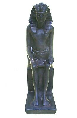 Statue of a Pharaoh from Egypt's Middle Kingdom, King Tutankhamun