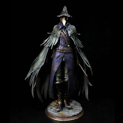 1//6 Scale Bloodborne Doll Hunter Statue Figure Collections Model GK 13/'/'H