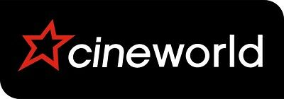 Cineworld Tickets x 6 Expires Mar 2021
