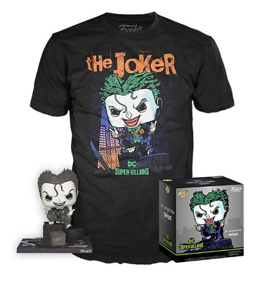 Funko POP! and Tee: The Joker by Jim Lee T-Shirt