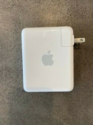 Apple MB321LL/A AirPort Express Base Wireless-N 802.n router AirPlay A1264 5P