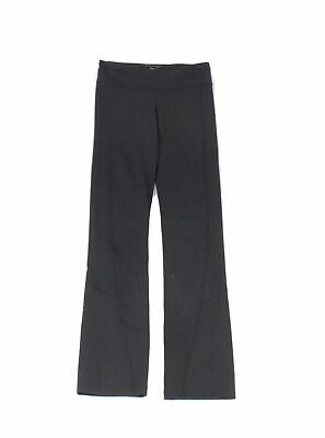 The North Face Women's Pants Deep Black Size Small S Pull-On Stretch $45 #649
