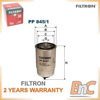 Fuel Filter Fiat Opel Ford Vauxhall Filtron Oem Xd733 Pp8451