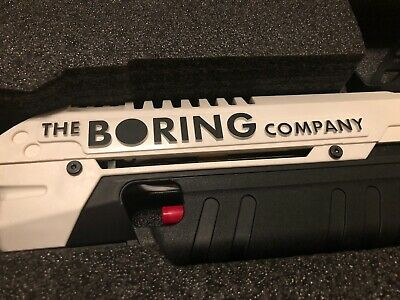 The Boring Company Not A Flamethrower by Elon Musk With Original Packaging/Box.