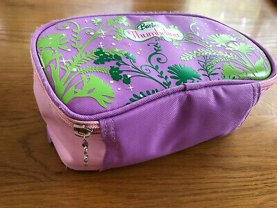 Purple & Lavender Thumbelina Bag with Hair Accessories & Necklaces | Dress-ups!