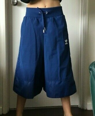 Adidas - Blue Navy Coulotte Woman - Size 6