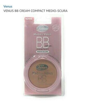 Venus BB CREAM COMPATTA medio Scura