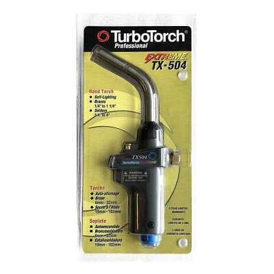 TurboTorch 0386-1293 TX504 Turbo Extreme Hand Torch