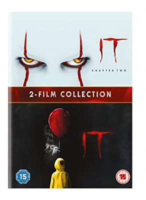 It Chapter One & Two DVD NEW