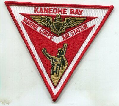 Us Marine Corps Air Station Mcas Kaneohe Bay Patch