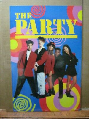 Vintage The Party 1991 poster 12370