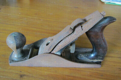 Stanley No 4 Smoothing Plane Made In The USA
