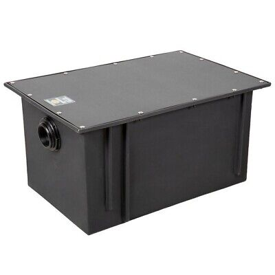 Ashland PolyTrap 4850 100 lb. Grease Trap with Threaded Connections PDI Cert