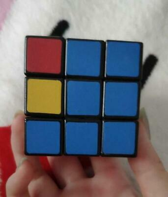 Kids Rubiks Cube Fun Original Toy Rubik Magic Mind Game Classic Rubix Puzzle 3X3