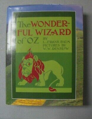 The Wonderful Wizard of Oz L Frank Baum. SIGNED! NUMBERED. Limited Edition 2010