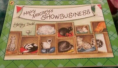 Hairy Maclary's Showbusiness (Hairy Maclary and Friends) by Dodd, Lynley Book