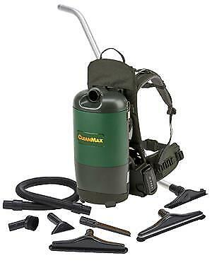New Cleanmax Cordless Commerical Backpack Vacuum CMBP-6CL