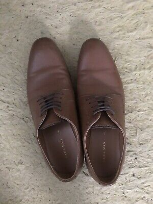 Zara Mens Dress Shoes Size 41 Like New Worn To Only A Few Functions