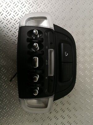 MINI F57 Interior Light Roof Control Switch Pack  Convertible - 9362702