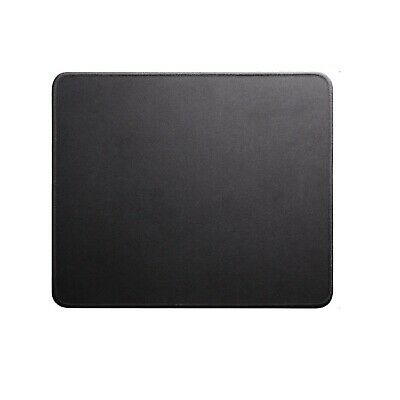 "10"" Anti-slip Gaming Mouse Pad Mat Laptop Computer PC Mice Mat Black Universal"