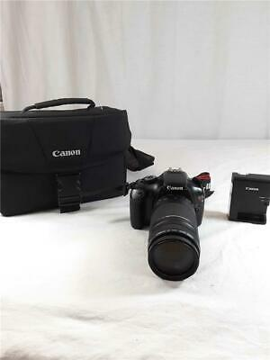 Canon EOS Rebel T3 12.2MP DSLR Camera With Canon Zoom Lens EF 75-300MM 4-5.6