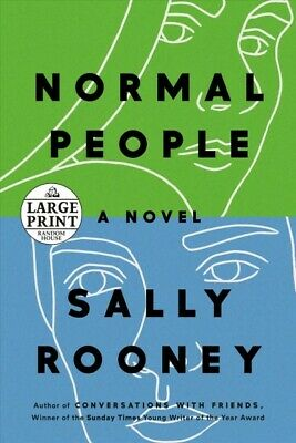 Normal People, Paperback by Rooney, Sally, Brand New, Free shipping in the US