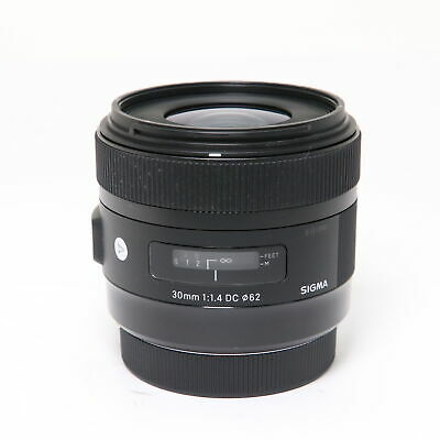 SIGMA  A 30mm F1.4 DC HSM (for Canon EF-S mount) #185