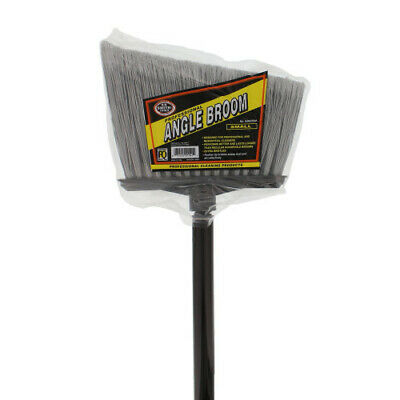 "H.B. Smith 49"" Small Heavy Duty Professional Angle Broom"