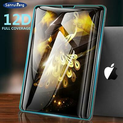 12D Tempered Glass Screen Protector Samsung Galaxy Tab A 10.5 2018 A 10.1 2019