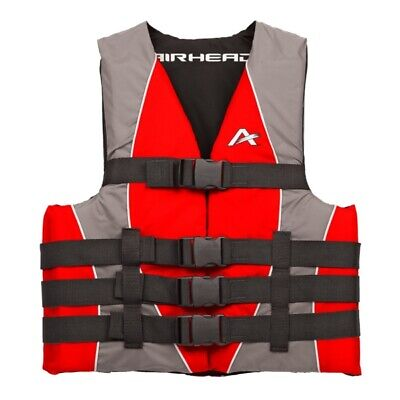 Airhead Family Classic Personal Safety Vest  Part# 20010-05-A-RD XL