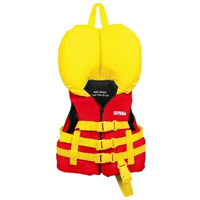 Airhead Traditional Personal Safety Vest  Part# 20006-01-A-RD XL